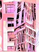 Urban Pastels II Fine-Art Print