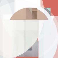 Stripes and Circles II Fine-Art Print