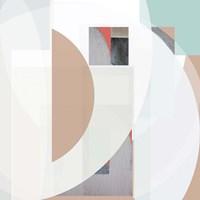Stripes and Circles III Fine-Art Print