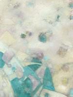 Turquoise Celebration I Fine-Art Print