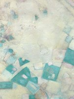 Turquoise Celebration II Fine-Art Print