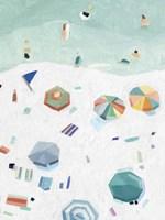 Beach Vista II Fine-Art Print