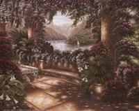 Villa Scaletta Fine-Art Print