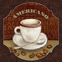 Coffee Illustration II Fine-Art Print