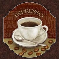 Coffee Illustration IV Fine-Art Print