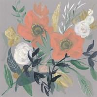 Anemone Jumble I Fine-Art Print