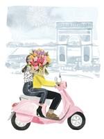 Paris in Love I Fine-Art Print