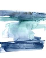 Teal Inside II Fine-Art Print