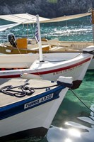 Workboats of Corfu, Greece I Fine-Art Print