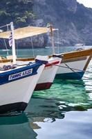 Workboats of Corfu, Greece II Fine-Art Print