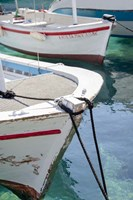 Workboats of Corfu, Greece III Fine-Art Print