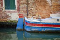 Venice Workboats I Fine-Art Print