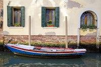 Venice Workboats II Fine-Art Print