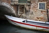 Venice Workboats III Fine-Art Print