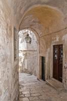 Quiet Passageway - Kotor, Montenegro Fine-Art Print