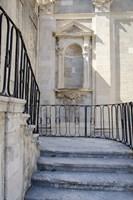 Courtyard Splendor - Dubrovnik, Croatia Fine-Art Print