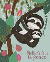 Mother's Love I Fine-Art Print