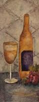 Wine Tasting Tuscanny I Fine-Art Print