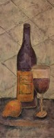 Wine Tasting Tuscanny II Fine-Art Print