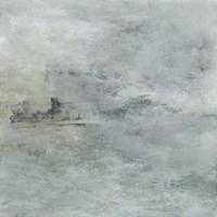 Fog Lifting III Fine-Art Print