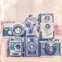 Vintage Camera II Fine-Art Print