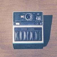 Vintage Camera III Fine-Art Print