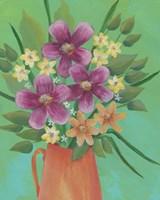 Jubilant Floral II Fine-Art Print
