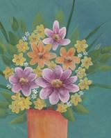 Jubilant Floral III Fine-Art Print