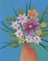 Jubilant Floral IV Fine-Art Print
