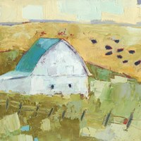 Nash Barn Fine-Art Print