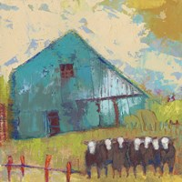 Request Barn Fine-Art Print
