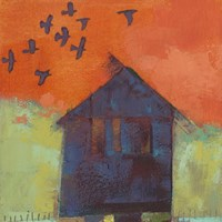 Bird Barn II Fine-Art Print