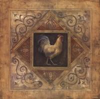 Classic Rooster I Fine-Art Print