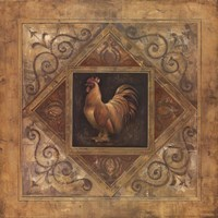 Classic Rooster II Fine-Art Print