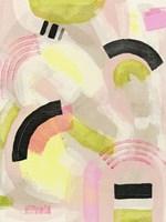 Neon Marks II Fine-Art Print