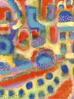 Village I Fine-Art Print