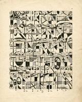 Graphic Notes Fine-Art Print
