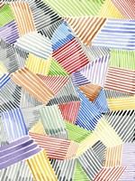 Crosshatch Quilt II Fine-Art Print