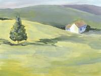 Hillside Vista II Fine-Art Print