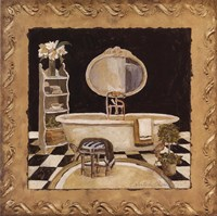 Maison Bath III Fine-Art Print