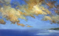 Golden Cloudscape Fine-Art Print