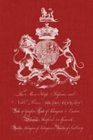 Heraldry Pop I Fine-Art Print
