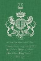 Heraldry Pop III Fine-Art Print