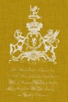 Heraldry Pop IV Fine-Art Print