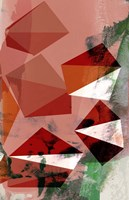Coral Shapes III Fine-Art Print