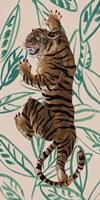 Tigre de Siberie IV Framed Print