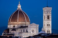 Italy, Florence, Duomo, Cathedral Fine-Art Print