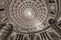 Italy, Pantheon Fine-Art Print