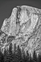 California, Yosemite, Half Dome Fine-Art Print
