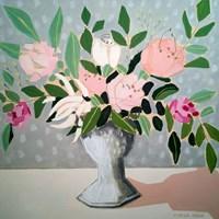 Spring Florals 1 Fine-Art Print